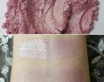 Zelda - Pink-Grey, Mineral Eyeshadow, Mineral Makeup, Vegan