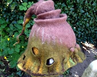 Fairyhat / cosplay hat / wizard hat