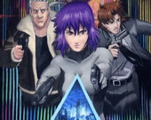 Ghost in the Shell ART PR...