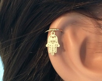 Helix Earring Hoop Earring, Gift for Her helix piercing cartilage earring hoop earrings, cartilage hoop helix earrings, bridesmaid gift idea