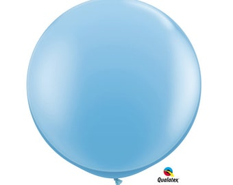 Baby Shower Decorations | 36 inch Jumbo Balloon | Birthday Balloon | Party Decorations | Gender Reveal Decorations | Birthday Party Supplies