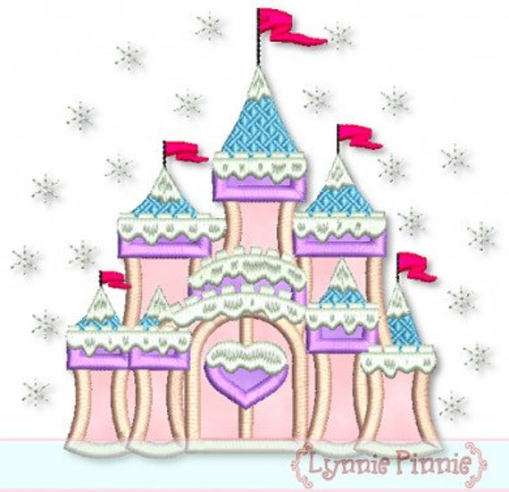 SAMPLE SALE, Cinderella's Castle Christmas Embroidered Shirt - Cinderella - Walt Disney World - Disney Princess - Disney Christmas Vacation