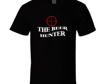 Beer Hunter T Shirt