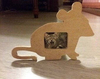 Frame cat mouse