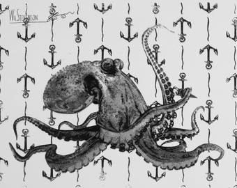 Octopus with Cornetto