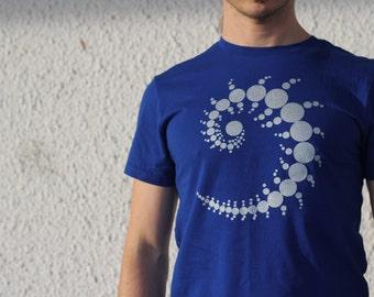 Bass Glyph - Crop Circle T-Shirt