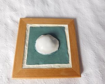 Seashell Tile Trivet