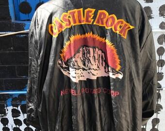 Vintage Castle Rock Bomber