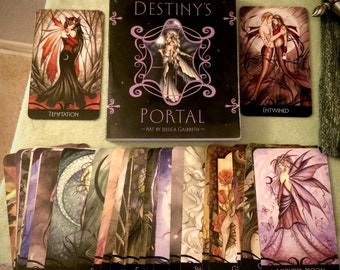 The Big One (Oracle and Tarot Reading