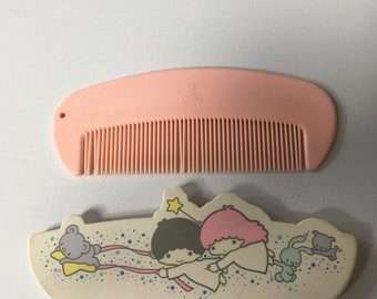1976 vintage little twin stars comb from Sanrio japan