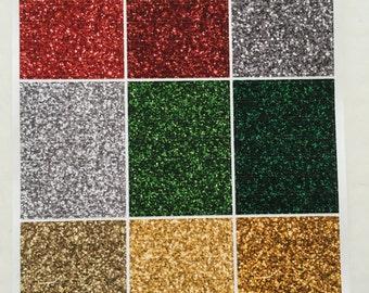 Traditional Glitter Headers: L22