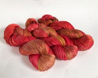 Osiris Pure Silk.4Ply/Fingering. Cumbrian Sunset