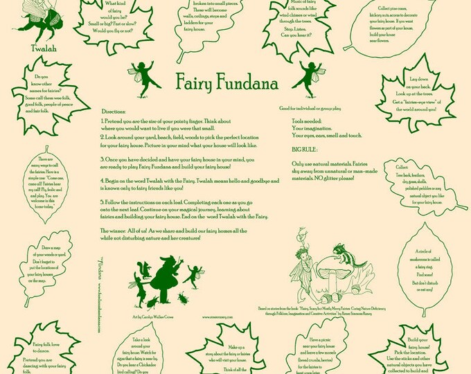 Fairy FUN! Game for Kids! Loaded with activities! Sing a fairy song, dance fairy dances, build your own fairy house! Fun fairy game for all!