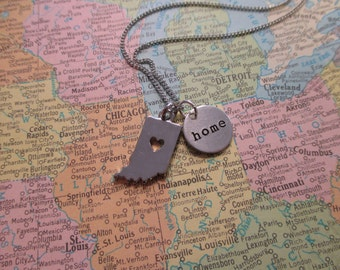The Velma Necklace - Indiana Home Necklace