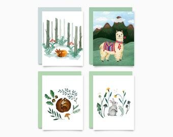 Greeting Cards - The Cute Pack