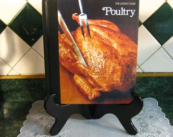 The Good Cook Poultry Cookbook - Poultry Cookbook - The Good Cook - Cookbook - Kitchen - Book - Gift For Her - Cook Book - Gift  For Him