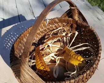 Spring egg basket