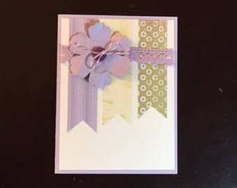 blank card; homemade blank card; blank card homemade; gift card homemade; homemade gift card