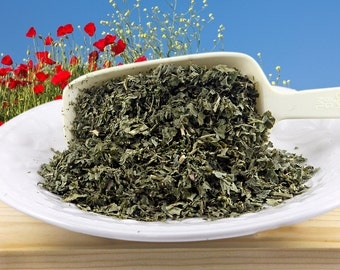 Organic Dried Red Raspberry Leaf, Herb, Caffeine-free, Herb Tea, Culinary, Bodycare Supply, 1 oz
