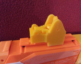 3D Printes Galil rear sight with movable parts