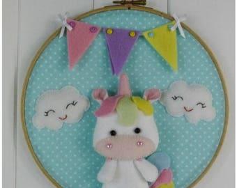 Happy Birthday 5-Girl-Boy-Birthday-Parties-Decor-Childish-Ornament.