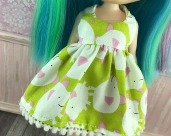 Sale Blythe Dress - Piggies