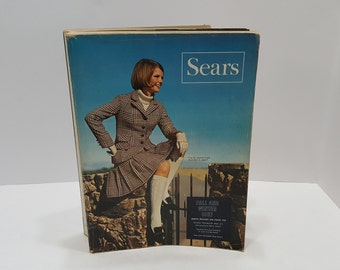 1967 Sears Fall and Winter Vintage Catalog