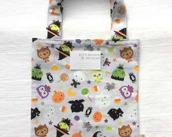 SALE - Halloween Treat Bag