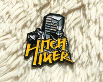 Bassnectar Hat Pin - Hitch Hiker
