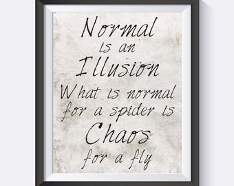 Morticia addams addams family normal is an illusion digital morticia addams addams family normal is an illusion quotes halloween digital print wall art altavistaventures Choice Image