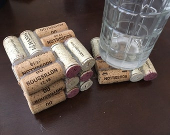 Wine Cork Coasters/Hot Pad
