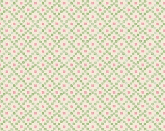 Devon in Green - WILDWOOD Collection by Ana Davis for Blend Fabrics - 113.111.03.1