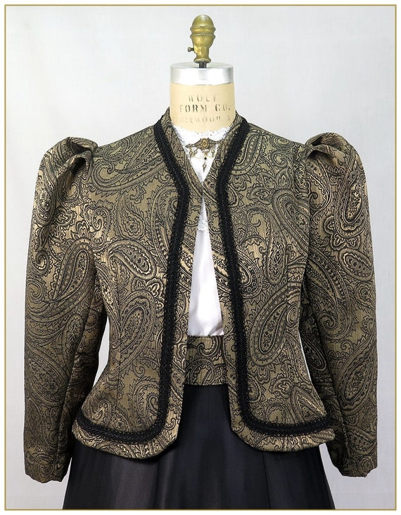 Victorian Jacket Coat Ladies Suits