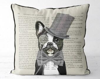 French bulldog pillow dog pillow french bulldog cushion frenchie gift dog lover gift frenchie lover gift for pet gift french bulldog gift