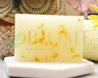 Sulfur soap