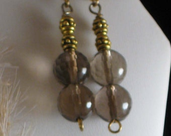 Phyllis Earrings. Warm and wearable!