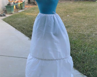 gunne sax petticoat with wires