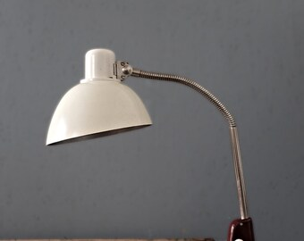 vintage desk lamp - original vintage lighting by works berlin