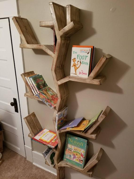 rack display cds ip superjare black shelf for bookshelf tree bookcase book books storage