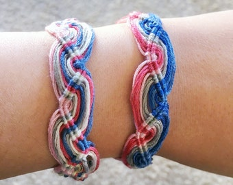 Friendship Bracelet Handmade