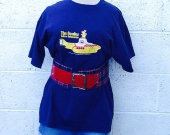 Statement Vintage The Beatles Yellow Submarine T-Shirt