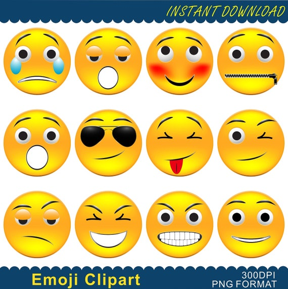 Current image with printable emoticons free