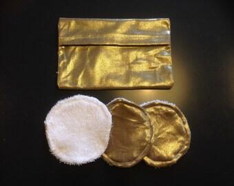 Kit cleansing peeling (3 disks + pocchette)