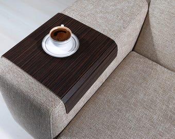 Free Shipping NOW! Sofa Arm Tray, Sofa Tray Table, Coffee Table, Sofa Table, Wood Tray, Sofa Arm Table, Gift, Home&Living, TOGZ3040FF