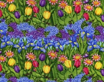 Birdhouse Gardens - SPX Fabric - Half Yard