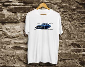 Skyline HGC 210 Japan T Shirt, Nissan Skyline, JDM Shirt, Japan Car