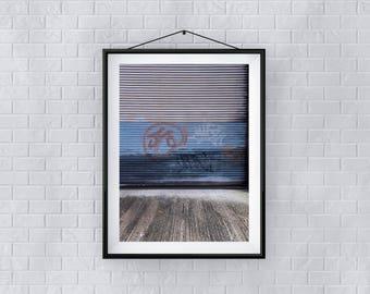 Industrial Textures - Premium Quality – Wall Art - Giclée Print – Urban Art - Martin Sylvester - Sylvo81