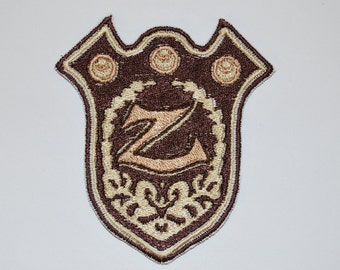 Mystic Messenger Zen Cosplay Costume Patch