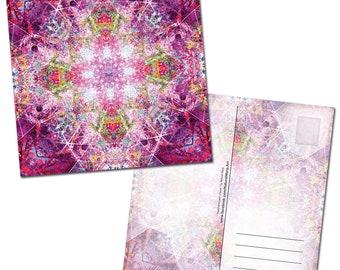 "Postcard Pack - "" Psalytranscope - Focus """