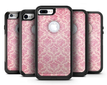 Deep Pink Pattern Of Luxury - OtterBox Case Skin-Kit for the iPhone, Galaxy & More